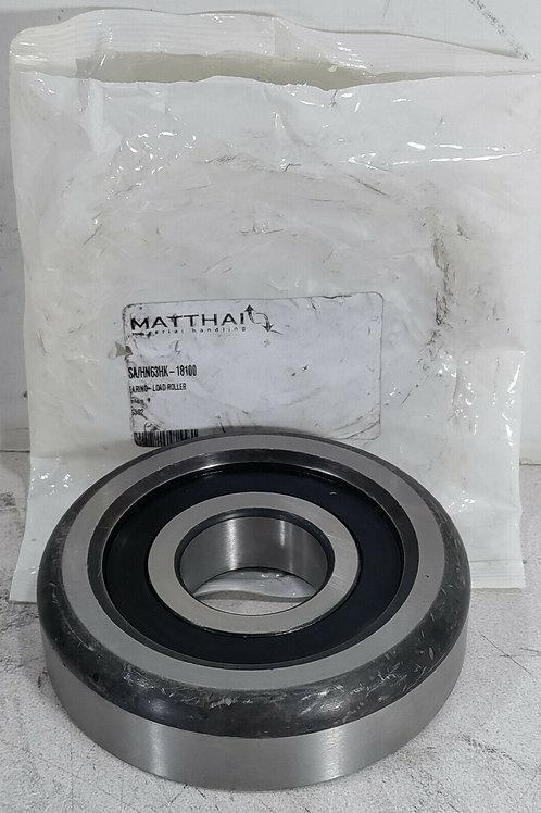 NEW MATTHAI 63HK-1800 MAST ROLLER BEARING FOR HYUNDAI FORKLIFT
