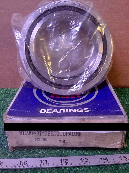 NEW NSK BT100-3TYDBG190UPAU10 ANGULAR CONTACT BALL BEARING