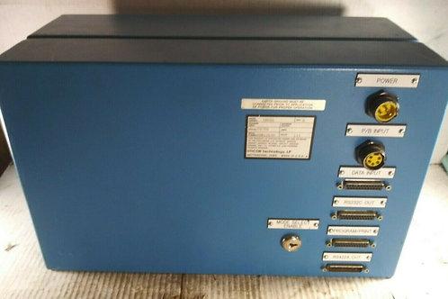 USED UTICOR TECHNOLOGY 58454 WELDER CONTROL BOX