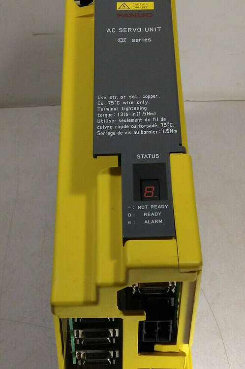 REPAIRED FANUC A06B-6089-H105 SERVO AMPLIFIER UNIT SER. H