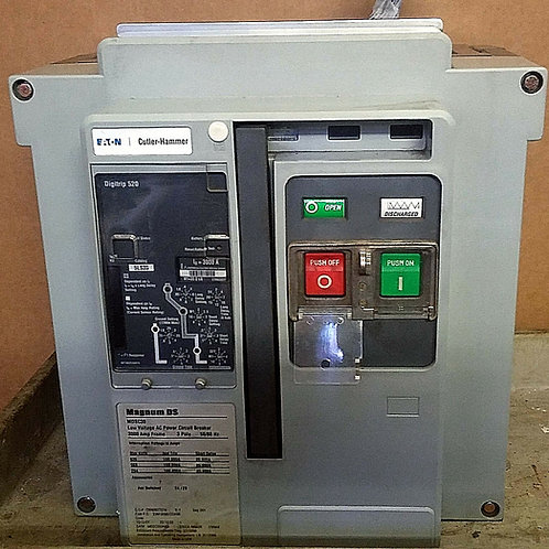 USED EATON CUTLER-HAMMER MDSC303HEA MAGNUM DS CIRCUIT BREAKER 3000A