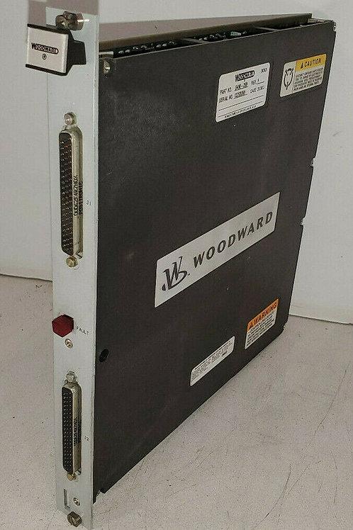 1 Used Woodward 5466-258 Simplex Discrete I/O Module, Revision F