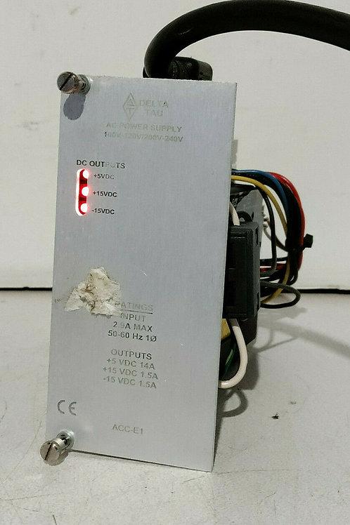 USED DELTA TAU ACC-E1 AC POWER SUPPLY CARD !TESTED!