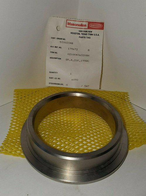 NEW MASONEILAN 021004363208H SEAT RING 4""