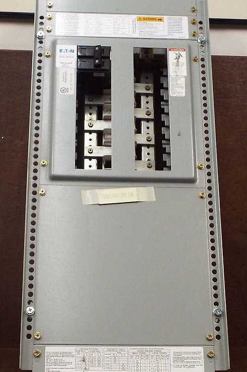 NEW CUTLER-HAMMER PRL1A POW-R-LINE PANELBOARD