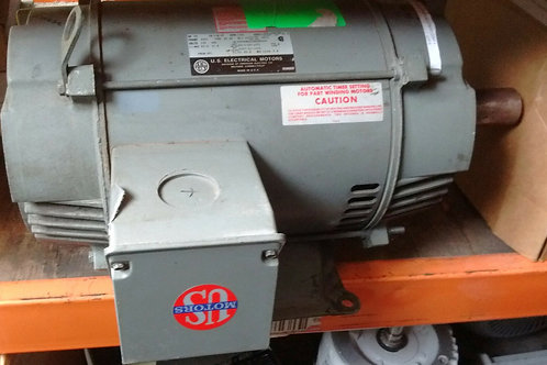 USED US MOTORS E909AW02V352R044F 25 HP MOTOR