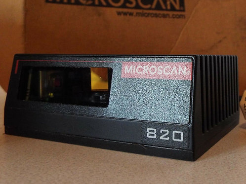 NEW MICROSCAN FIS-0820-0001G MS 820 LASER SCANNER