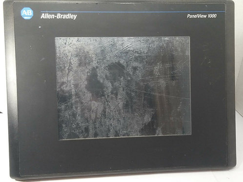 USED ALLEN-BRADLEY 2711-T10C1L1 PANELVIEW SER C
