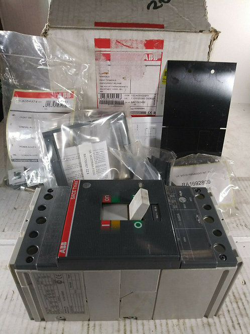 NEW ASEA BROWN BOVERI 1SDA054209R1 CIRCUIT BREAKER 50-500A 3P