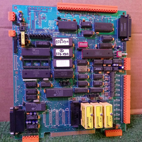 USED ALL-CONTROL SYSTEMS HA-DINH-100 CONTROL BOARD
