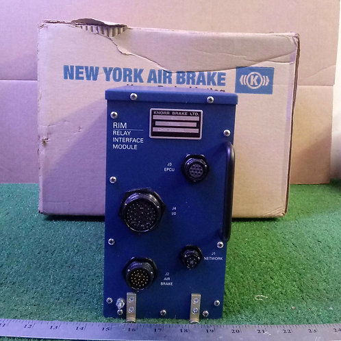NEW KNORR BRAKE LTD. 072227-00 RELAY INTERFACE MODULE