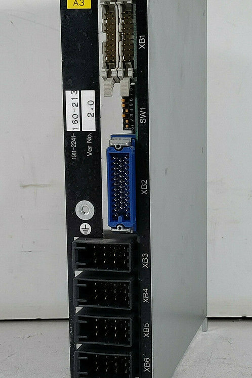 USED OKUMA 1911-2241-160-213 I/O SERVO MODULE FUB-P4M4 VER. 2.0