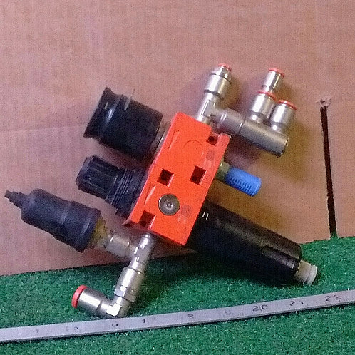 NEW METAL WORK PNEUMATIC ASSEMBLY