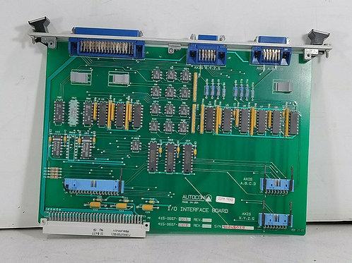NEW AUTOCON 415-0607-902 I/O INTERFACE PCB