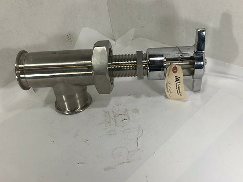 NEW TRI-CLEANER D60RTHMP-3-316 STAINLESS STEEL RELIEF VALVE