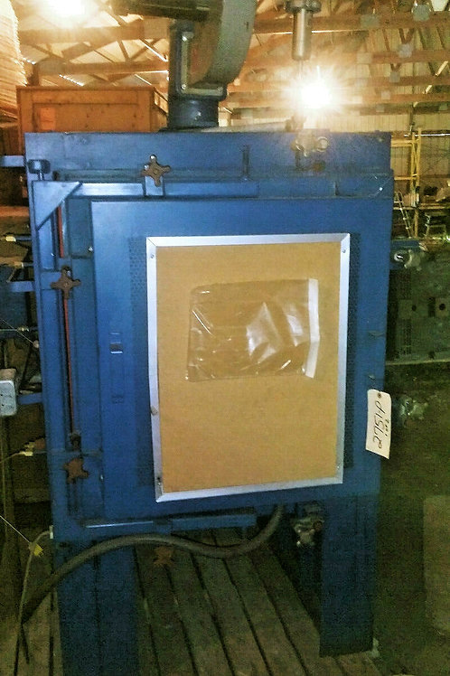 1 USED L&L SPECIAL FURNACE XLFS524-F913-01-G295-480S3KF-A-D94 BLUE OVEN 1200°C