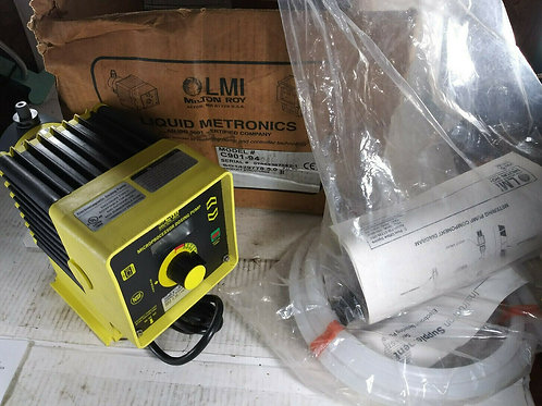NEW LMI MILTON ROY C901-94 MICROPROCESSOR DOSING PUMP