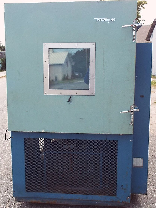 USED TENNEY TR-40 ENVIRONMENTAL TEST CHAMBER