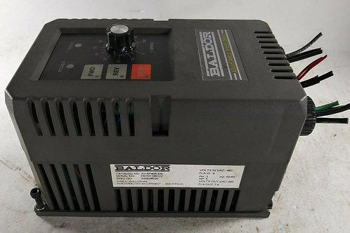 USED BALDOR ID15P405-ER AC INVERTER 460V 5HP 3PH