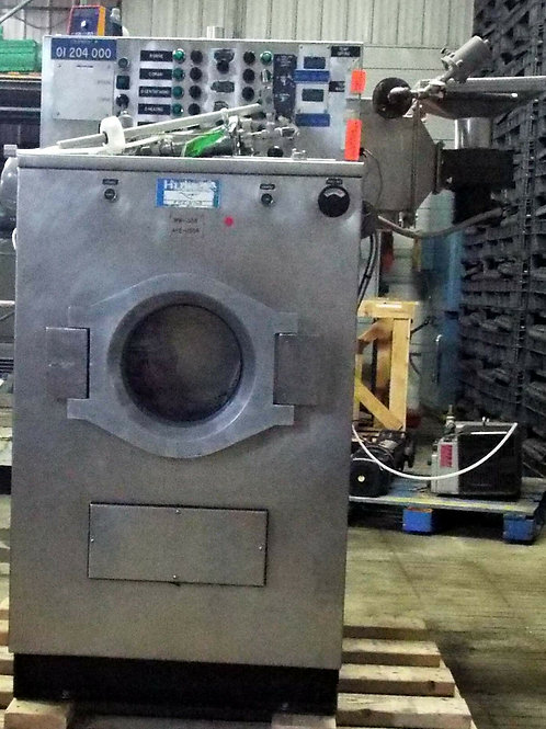 USED HUBER GMBH WFS/G 15 STOPPER WASHER/STERILIZER