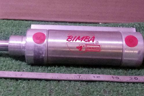 NEW BIMBA MRS-312-DXDEZ PNEUMATIC CYLINDER