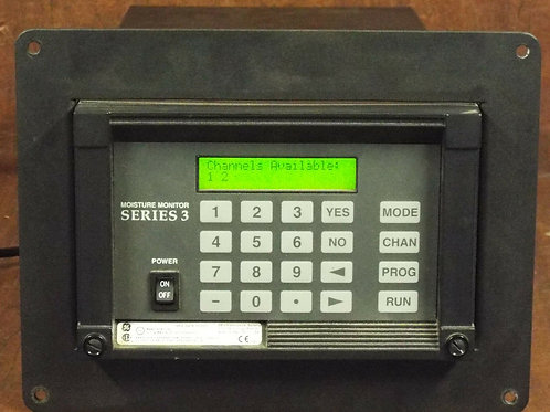 USED GE MMS3-321-11-0620 MOISTURE MONITOR SERIES 3