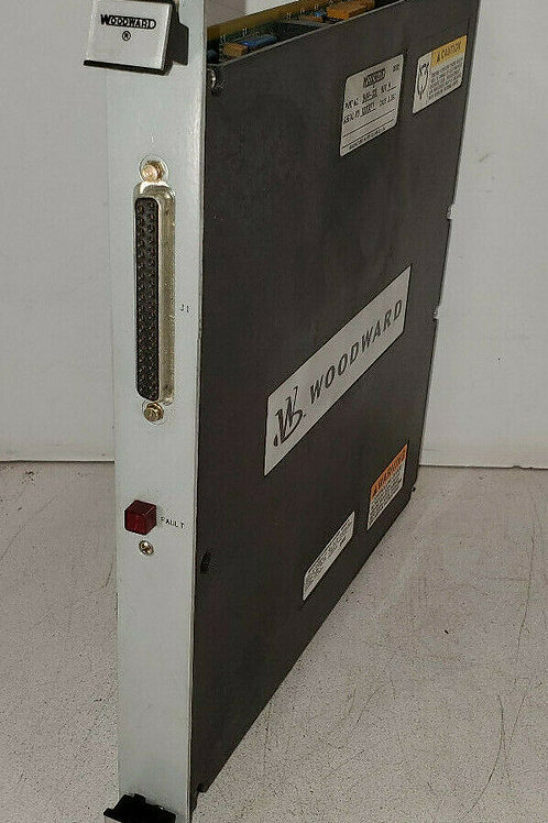 USED WOODWARD 5464-333 ISO MODULE REV. H