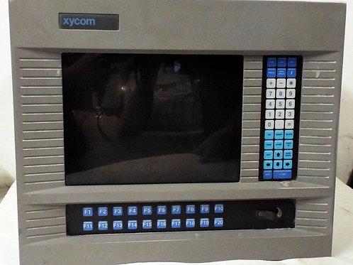 USED XYCOM 8503 OPERATOR INTERFACE CRT 115/230V