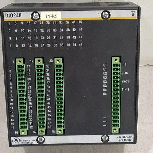 USED BACHMANN DI0248 I/O MODULE