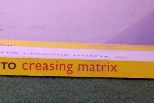 21 NEW CITO 0.8 x 2.5 RY PRO CREASING MATRIX STICKS