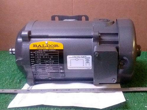 NEW BALDOR VP3416-14 .25/.33 HP DC ELECTRIC MOTOR