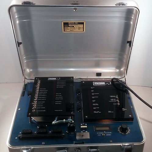 USED MEDAR INC. GNG TESTER DWG No. ES-84000