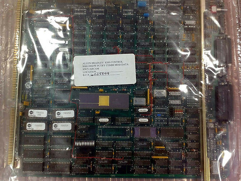 USED ALLEN-BRADLEY 8000KDHW DATA HIGHWAY COMMUNICATION MODULE