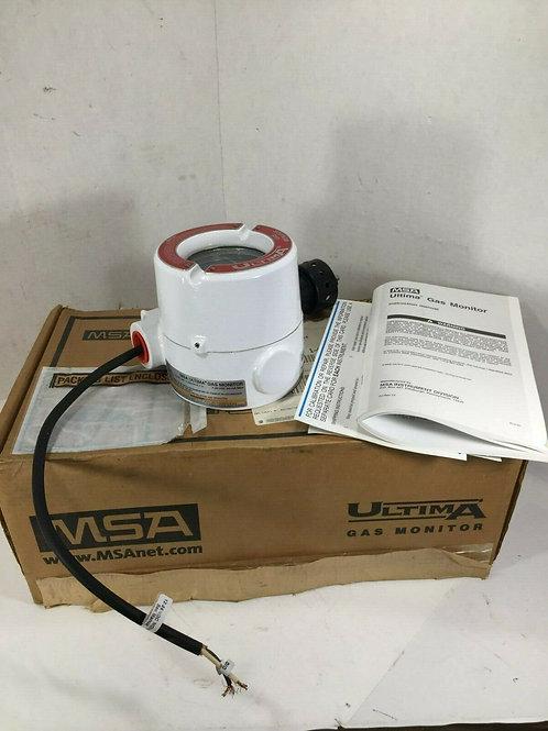 NEW MSA 710222 ULTIMA HYDROGEN GAS SENSOR 0-1000RPM