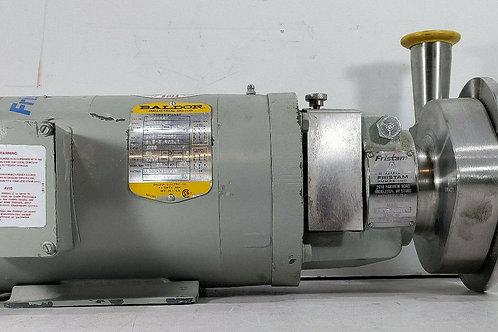 NEW FRISTAM FPX711-105 CENTRIFUGAL PUMP w/ 1HP BALDOR MOTOR