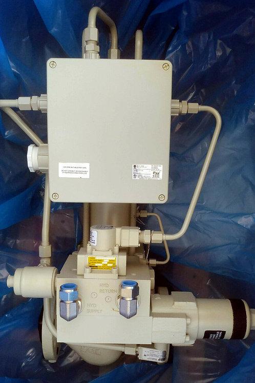 1 NEW WOODWARD 9908-183 GAS FUEL CONTROL VALVE