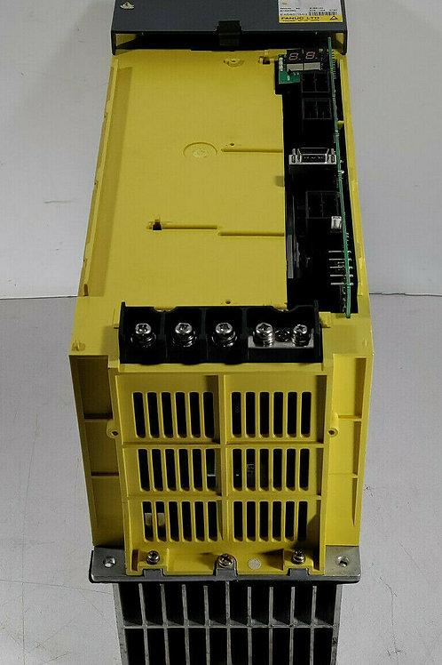 USED FANUC A06B-6087-H115 POWER SUPPLY MODULE SER. B