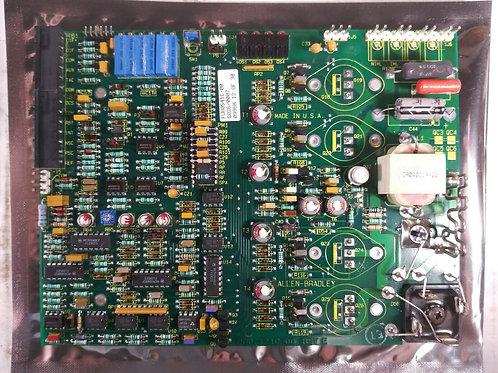 USED ALLEN-BRADLEY 1386-AA15 SERVO AMPLIFIER BOARD