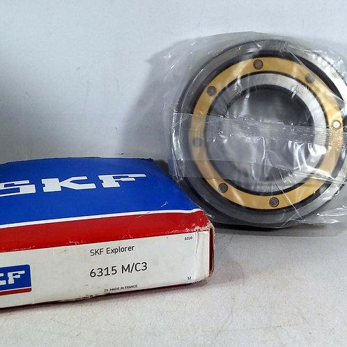 NEW SKF 6315 M/C3 BALL BEARING