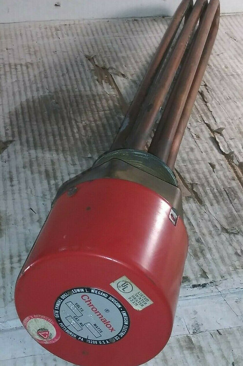 NEW CHROMALOX MT360A IMMERSION HEATER