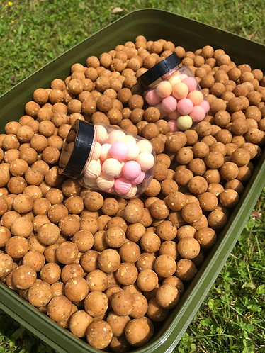 The Nuts Boilies - 8kg Session Pack
