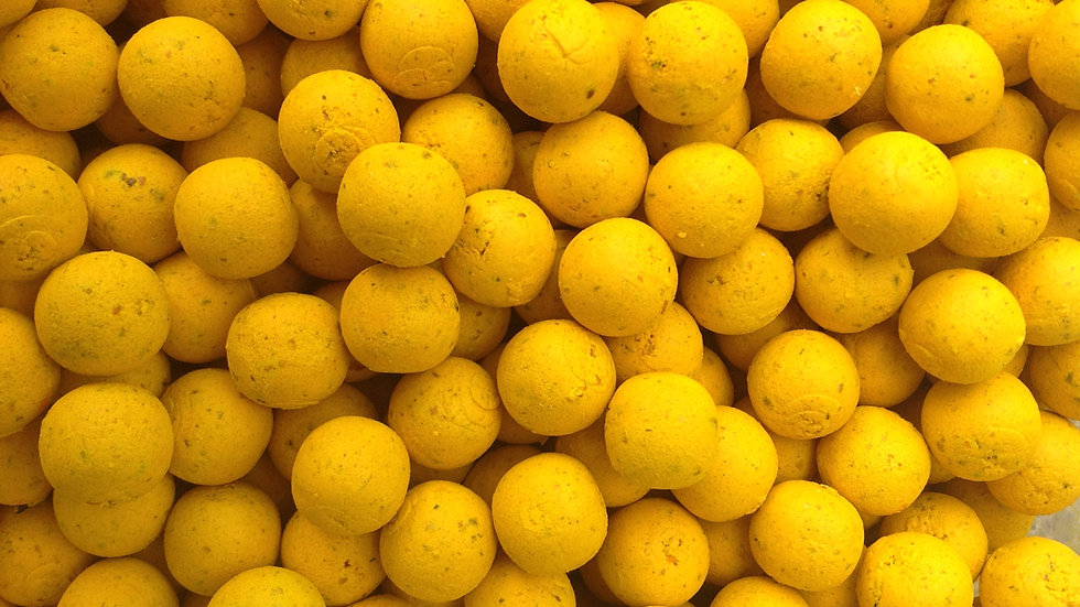 Yellowberry Boilies