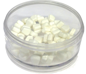 White Floating Corn - Small