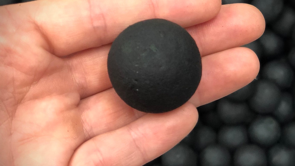 Black Snail Boilies 28mm