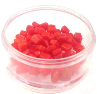 Red Floating Corn - Small