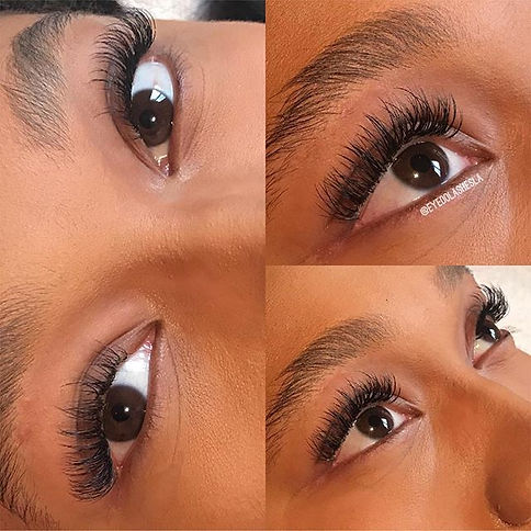 Gorgeous Lashes! #lashextensions #lashes