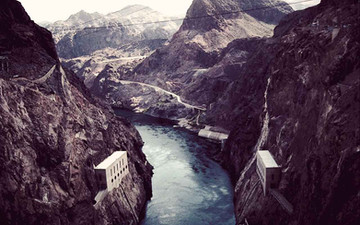Foz Tua Hidroelectric Dam - Portugal