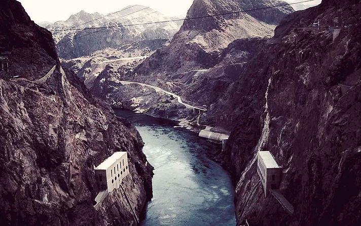River Dam
