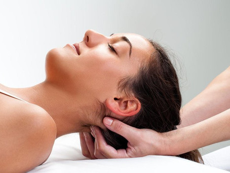 CranioSacral Therapy Easing Pain and Stress