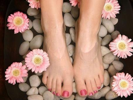 Foot Soak Benefits